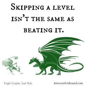 Skipping-level