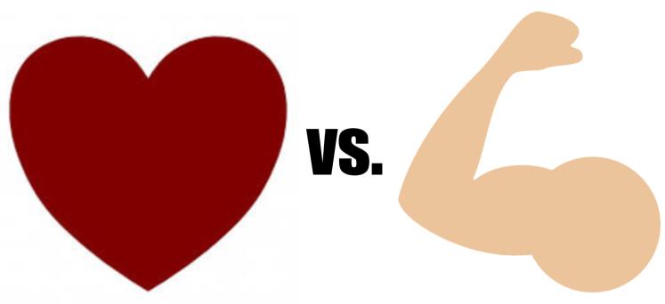 heart vs arm-2